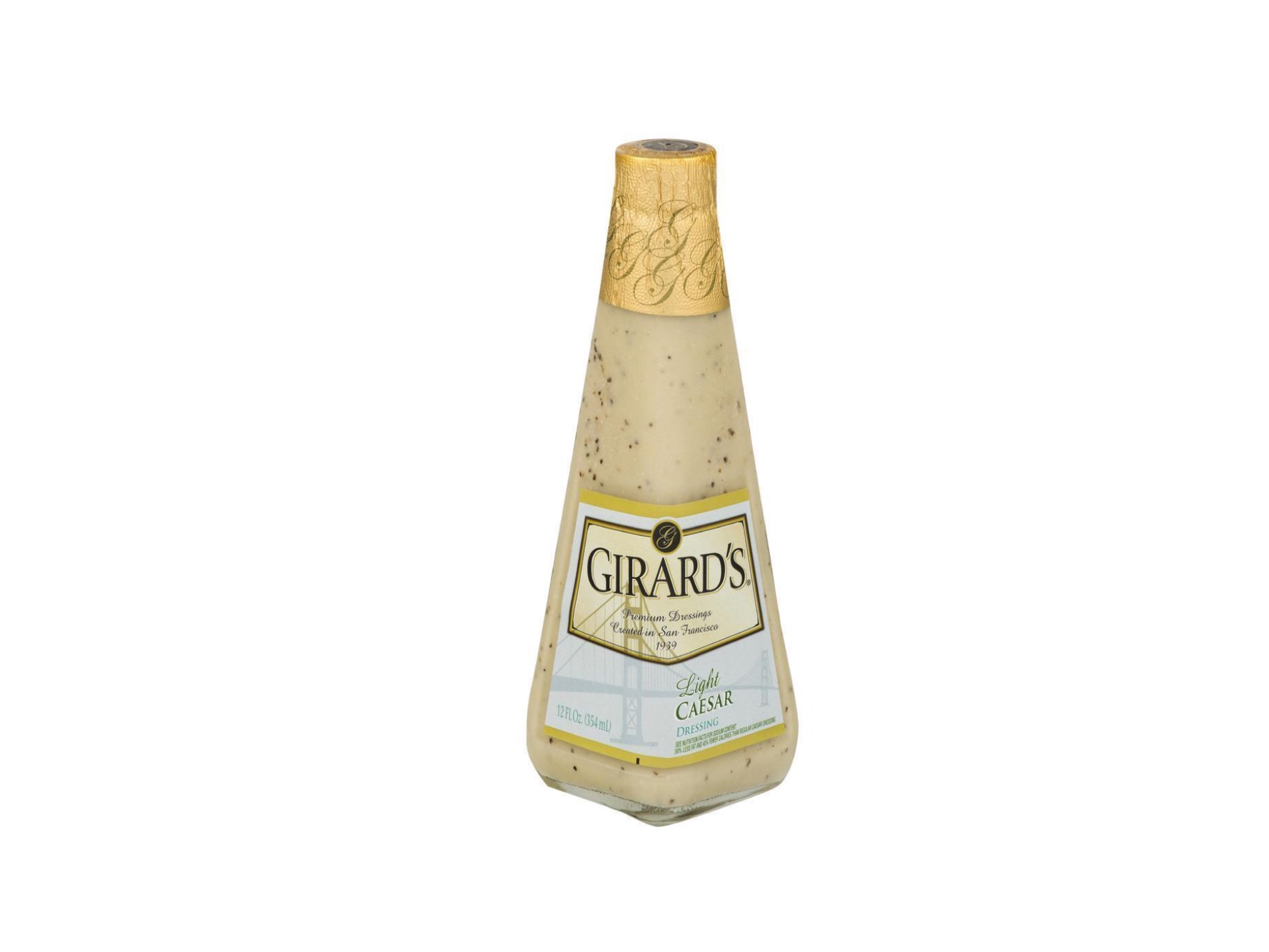 Exceptional Girardu0027s Light Cesar Salad Dressing (340g) Awesome Ideas
